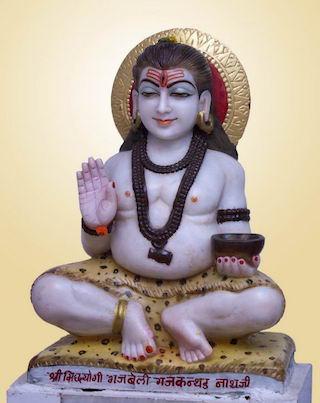 Легенда о том, как Ганеша стал натха-йогином